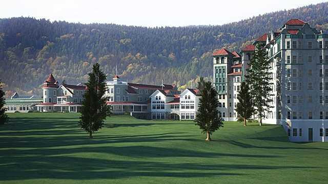 Balsams Resort rendering
