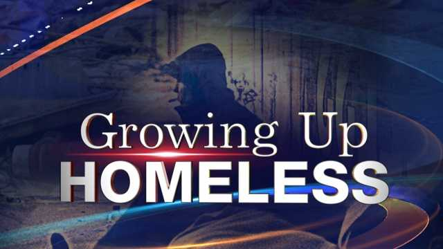 Growing up homeless