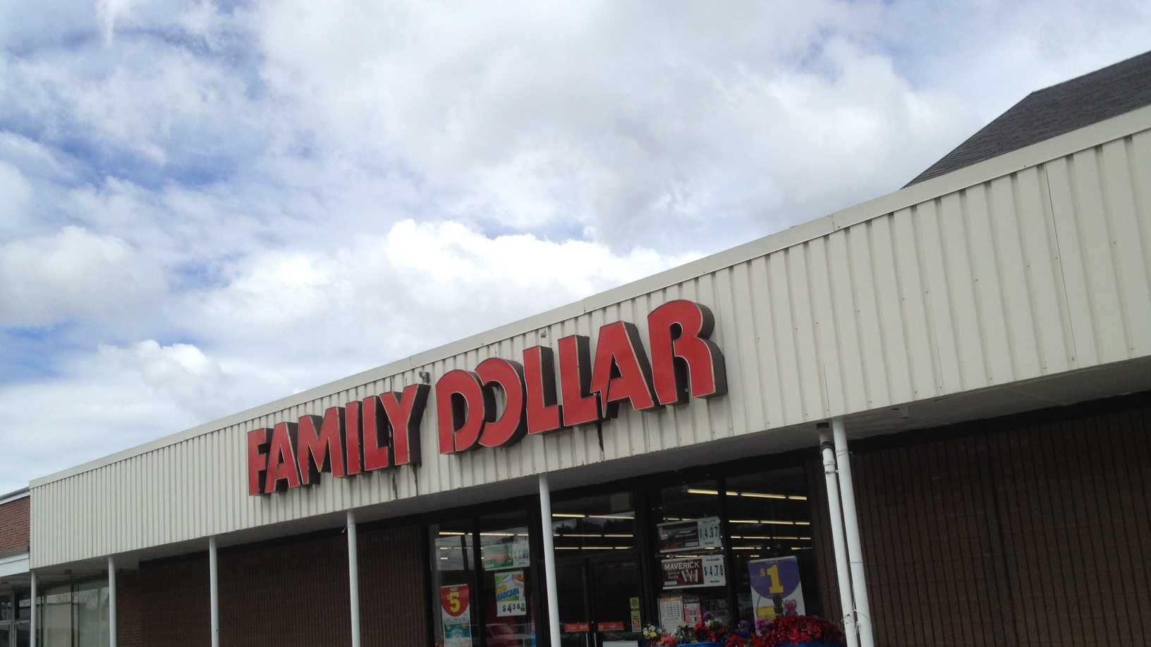 Family Dollar Store in Lebanon