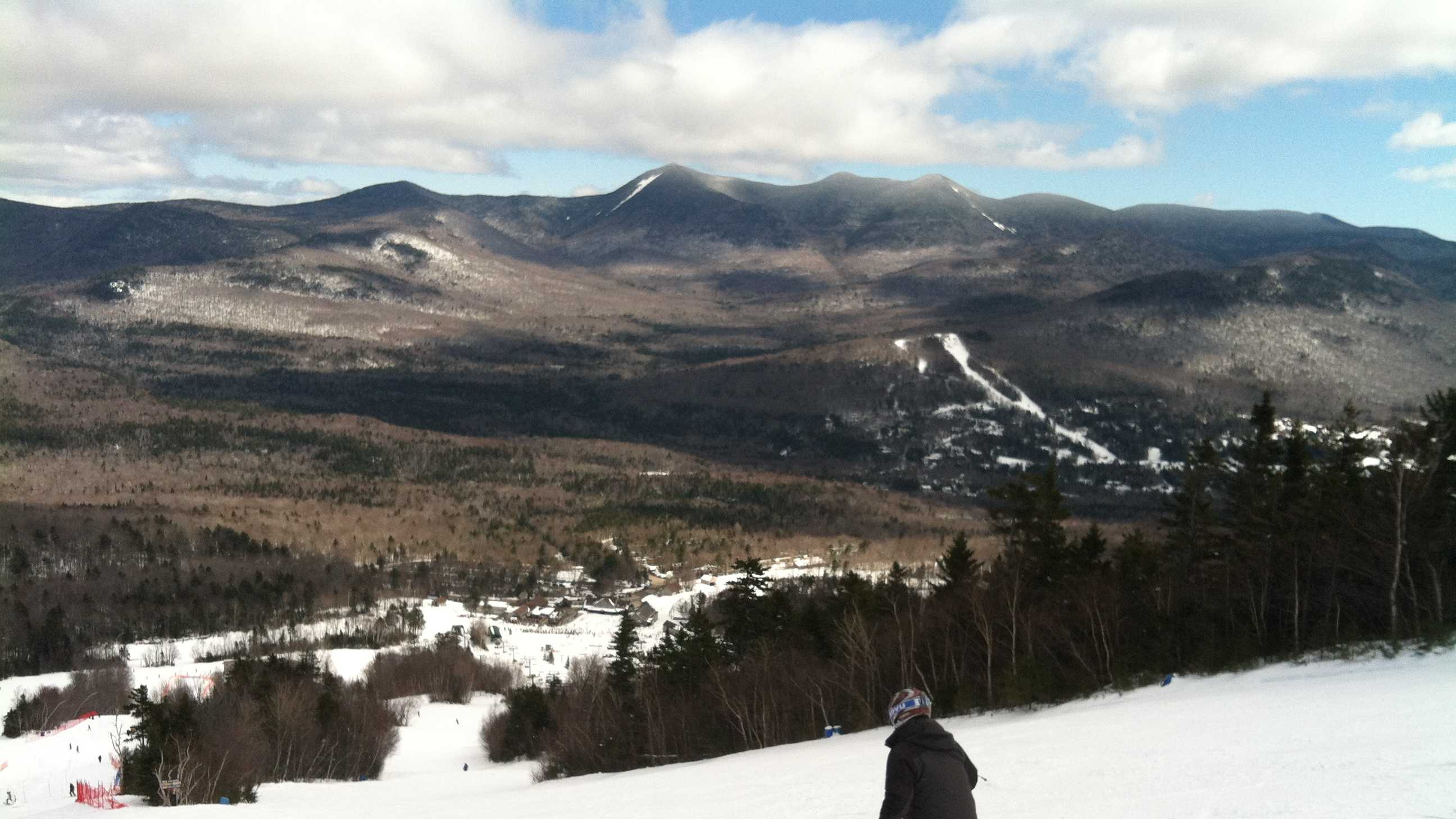 Waterville Valley skiing generic