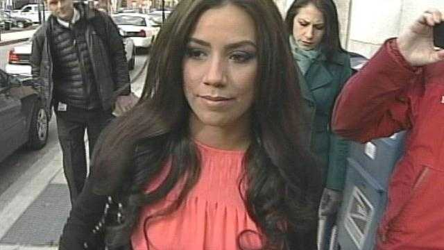 Alexis Wright reaches plea deal in prostitution case