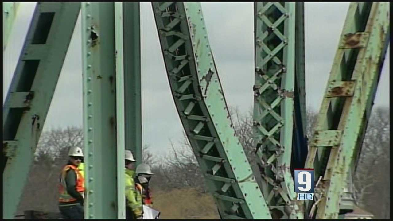 Repairs to bridge will take some time