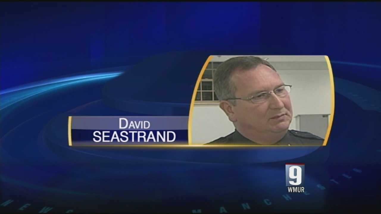 New London chief resigns over allegations