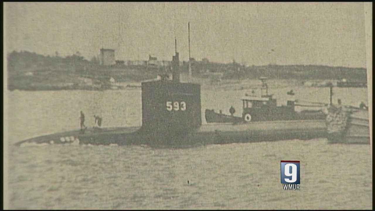 USS Thresher sank 50 years ago