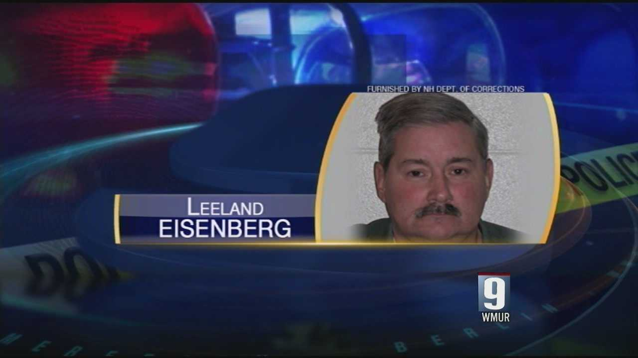 Eisenberg charged with escape