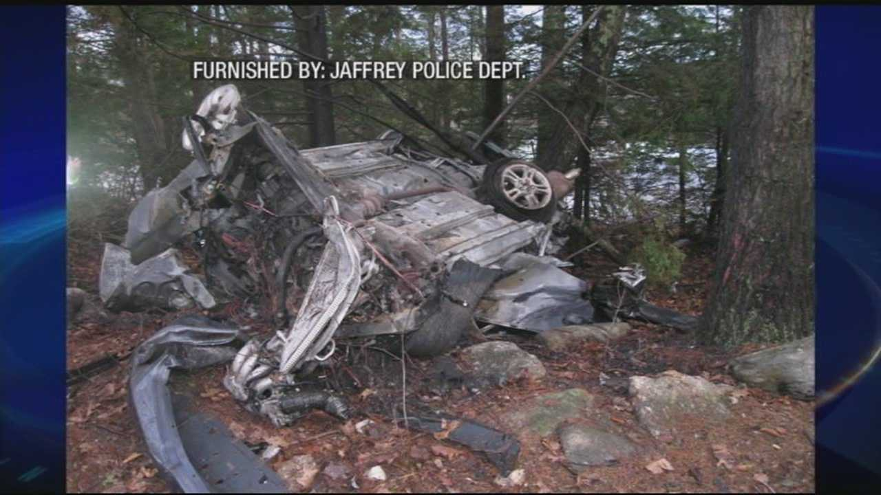 Students at Franklin Pierce University say the driver is one of their own. Police say 1 person died and 2 others were hurt.