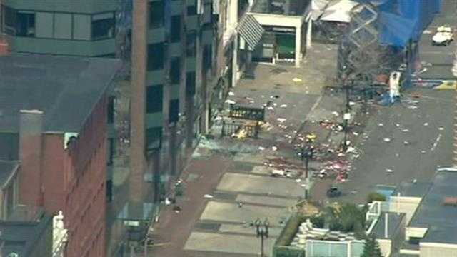 Obama to attend service for Boston Marathon victims