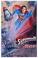 """Reeve played Superman one last time in 1987's poorly received """"Superman IV: The Quest for Peace."""" The film series would go into hiatus until 2006 following the movie."""