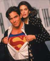 """Teri Hatcher stepped into the role for TV's """"Lois & Clark: The New Adventures of Superman."""""""