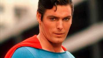 """Christopher Reeve is the actor most associated with the role of Superman, thanks to portraying the superhero in four movies, starting with 1978's """"Superman."""""""