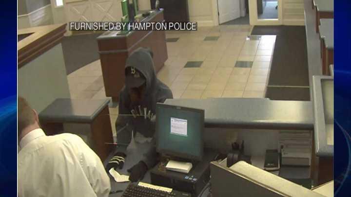 img-Hampton TD Bank robbed again