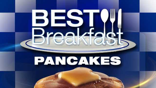 best pancakes graphic