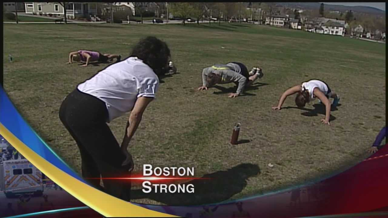 Boston Strong Boot Camp