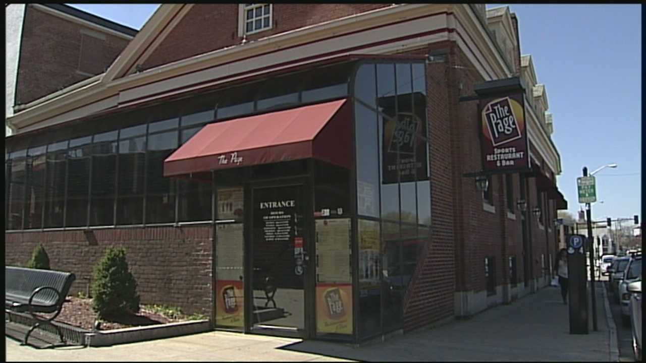 Bar faces alcohol charge