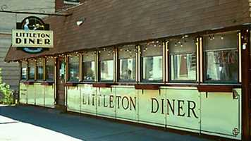 14) Littleton Diner in Littleton