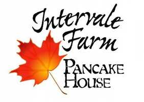 Tie-7) Intervale Farm Pancake House in Henniker