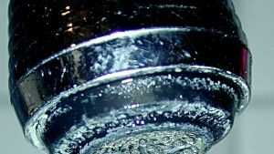 Drink plenty of ice cold refrigerated water to avoid dehydration, and bring one with you when you do go out in the heat. Source: kaiserpermanente.org