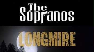 "Adam said his favorite TV shows include ""The Sopranos"" and ""Longmire."""
