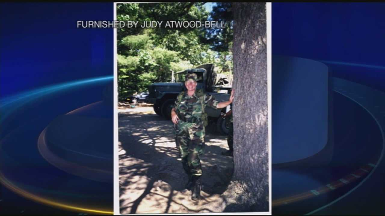 'I was 19, and I was raped,' Army veteran says