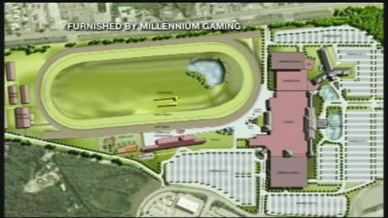 Salem Casino Plans