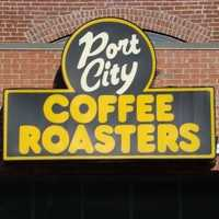 Tie-17) Port City Coffee Roasters in Portsmouth