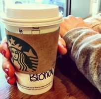 Tie-14) Starbucks (multiple NH locations)