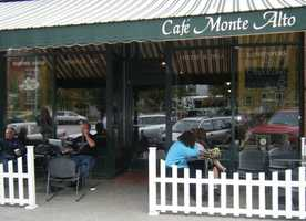 10) Cafe Monte Alto in Plymouth
