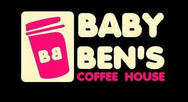 Tie-5) Baby Ben's Coffee House in Dover