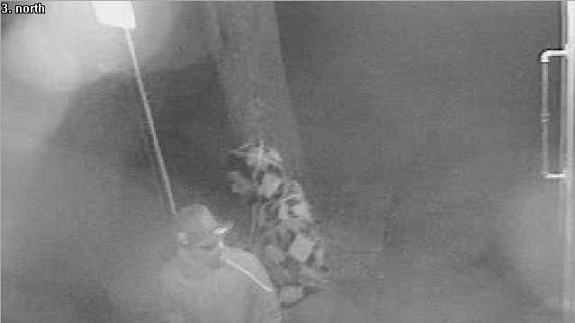 Two of the three suspects pictured here.
