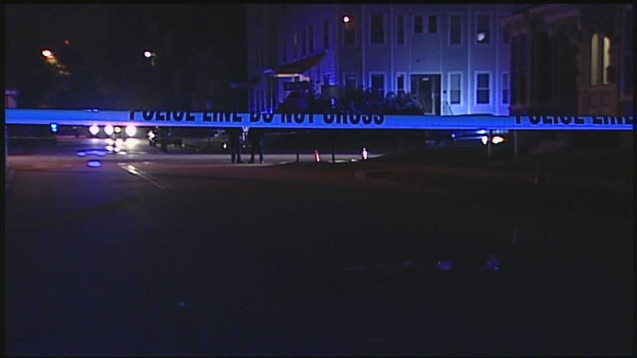 One person is dead after a shooting in Manchester late Saturday on Prospect Street, the Attorney General's office said.