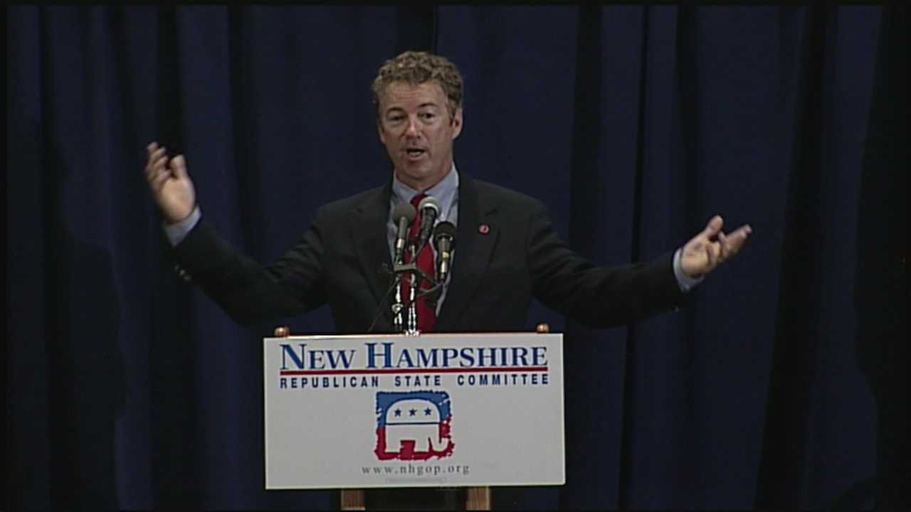 Rand Paul in NH