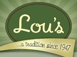 No. 2: Lou's Restaurant in Hanover