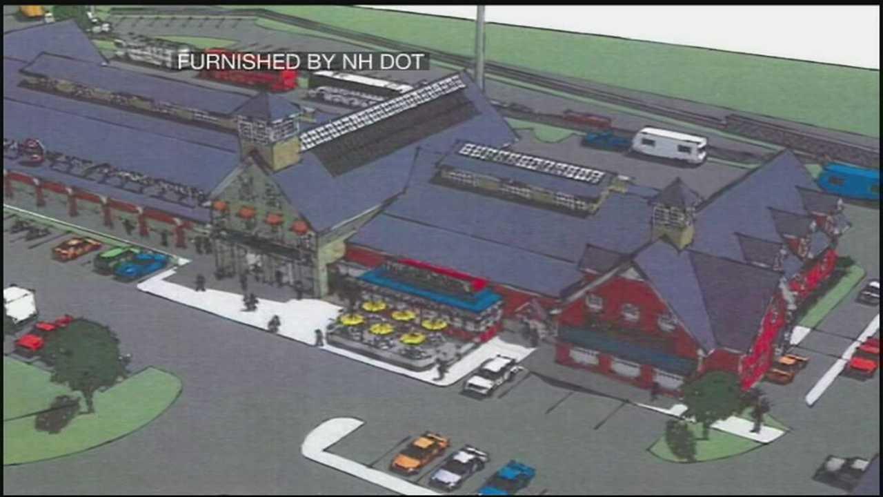 Major upgrades planned for Hooksett rest stops