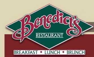 Tie-24) Benedict's Restaurant in Rochester