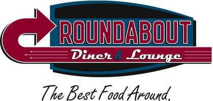 Tie-22) Roundabout Diner & Lounge in Portsmouth