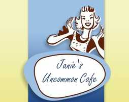 Tie-22) Janie's Uncommon Cafe in Londonderry