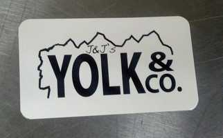 Tie-4) J & J's Yolk & Co. in Belmont