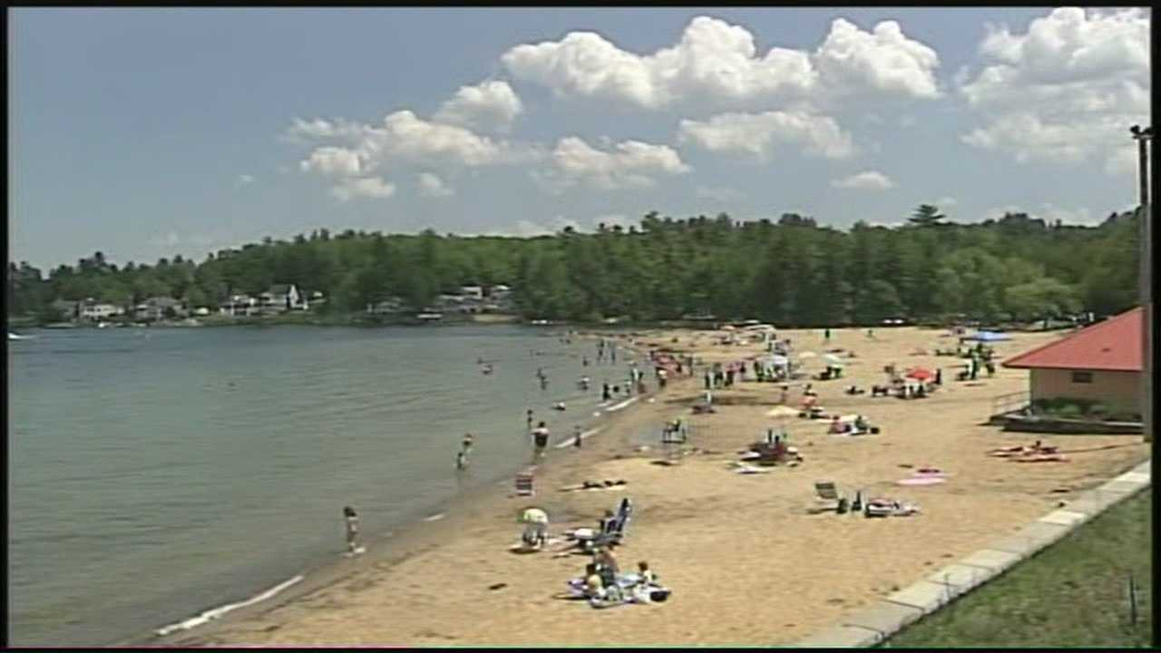 Warm weather and the Lakes Region
