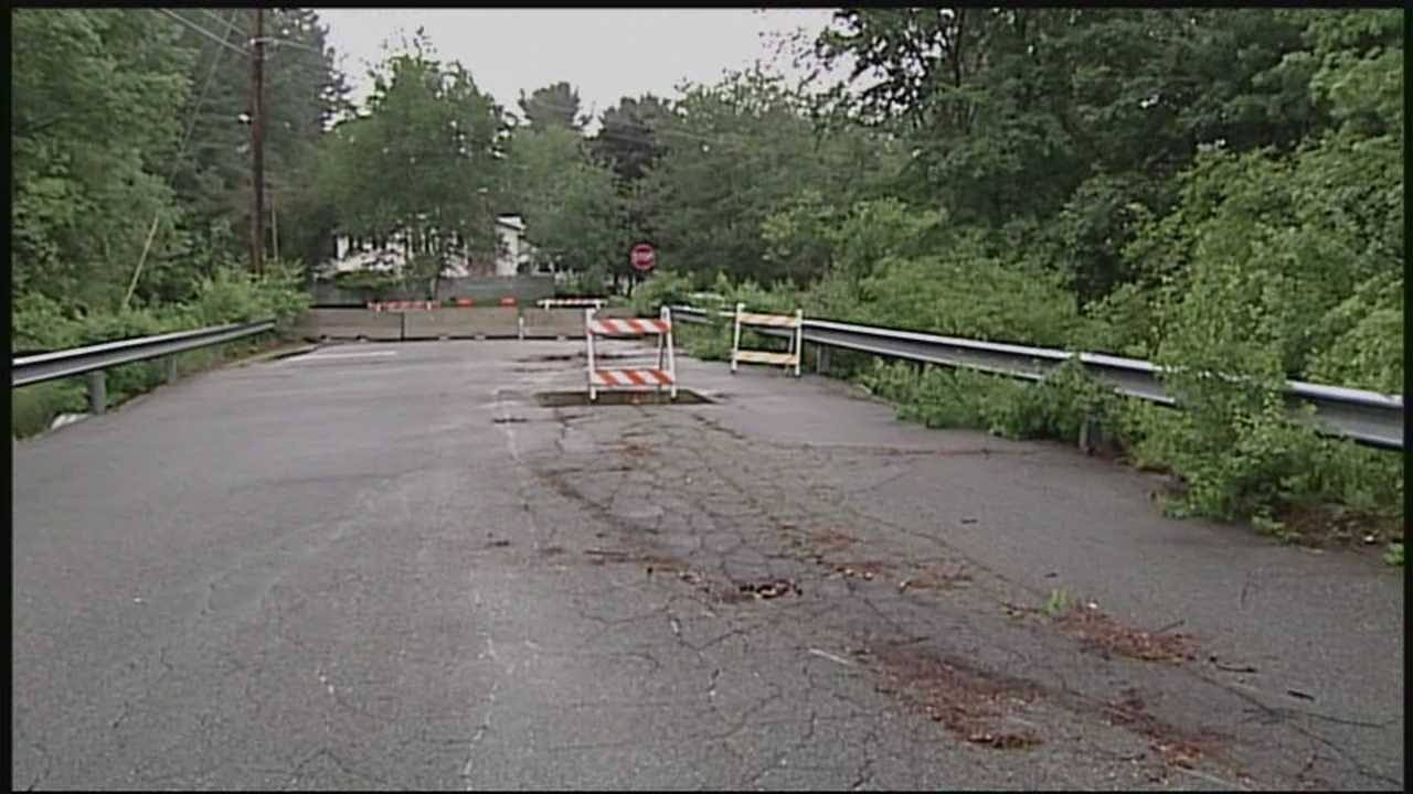 Salem bridge closed over safety concerns