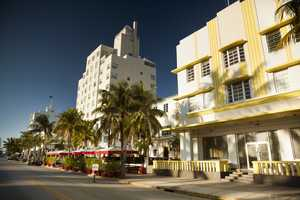 Ocean Drive Miami, Fla.Photos by Nickolay Lamm.