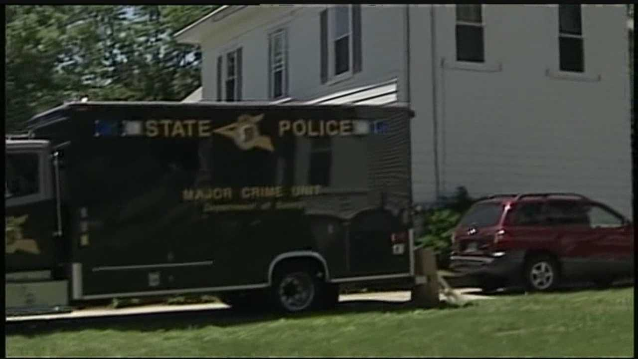 Investigators say a toddler died from smothering in his Somersworth home. One man has been arrested.