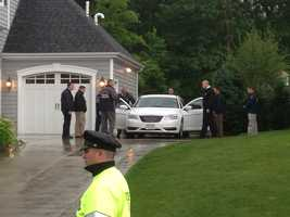 SI.com was told by a source that Hernandez has spoken with authorities in connection with case, but would not elaborate.