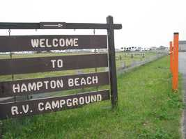 Click through to tour Hampton Beach State Park.