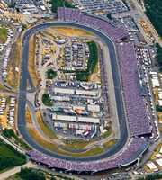 After the 2012 Sylvania 300, owner Bruton Smith wanted to build permanent light fixtures for night races. However, previous owner Bob Bahre signed an agreement with the surrounding communities not to allow night races. In a 2012 poll in Loudon, 58 percent said that they did not mind night races. That poll also included building a casino at the track, if approved by New Hampshire lawmakers.