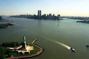 2.) New York City