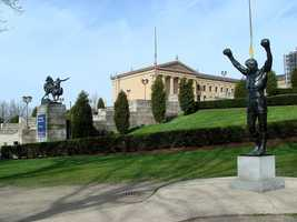 14.) (tie) Philadelphia