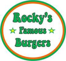 Tie-10) Rocky's Famous Burgers in Newmarket