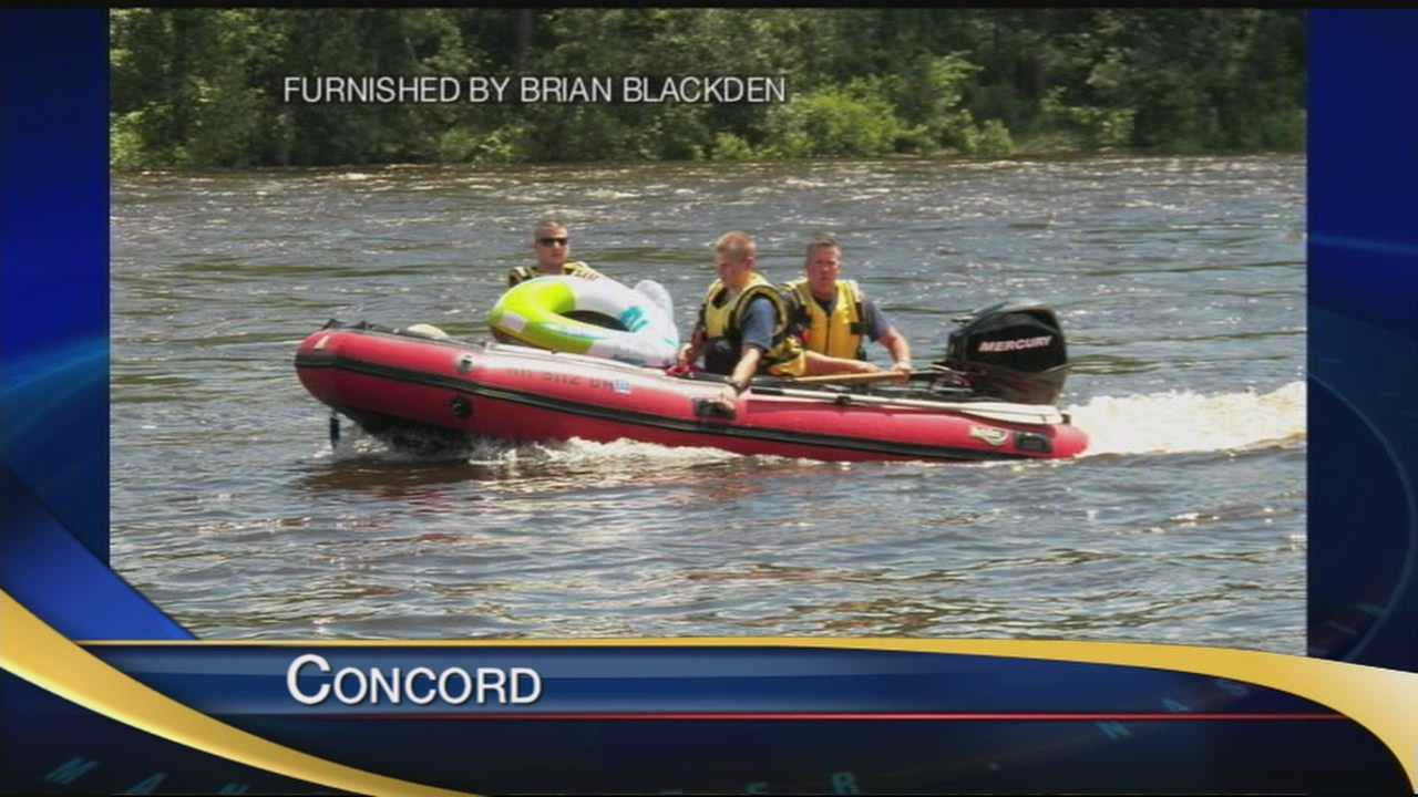 First responders say the rain this week increased the current, creating dangerous conditions.