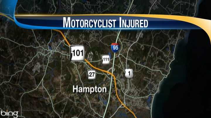 map-Crash near tolls injures a motorcyclist
