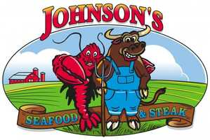 No. 6) Johnson's Seafood and Steak in Northwood.